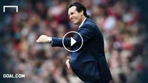 GFX FC Arsenal Unai Emery 25082018