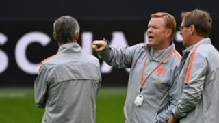 Ronald Koeman Netherlands 2019