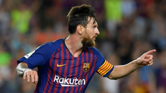 Messi makes more history as he brings up 6000 goals for Barcelona in La Liga