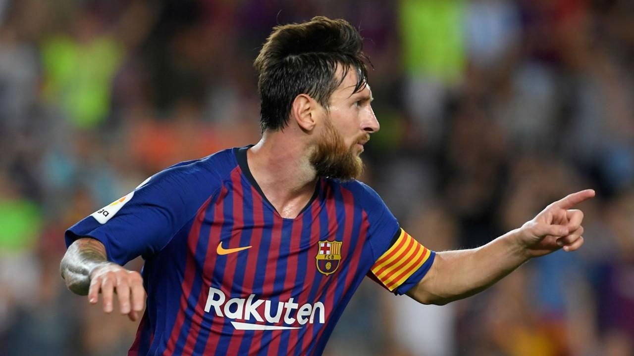 Lionel Messi ha manifestado que le anotan muchos goles a la defensa