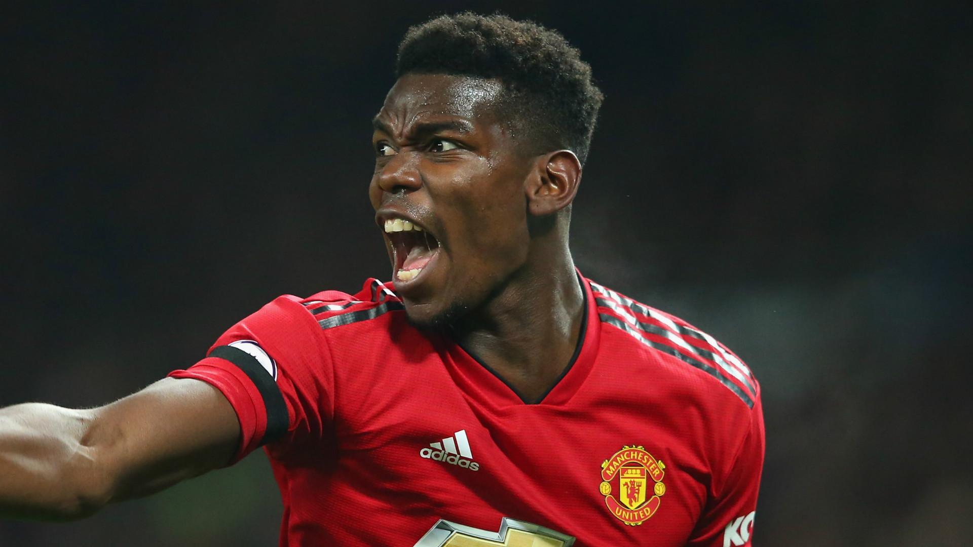 Paul Pogba Manchester United 2018-19