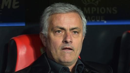 Jose Mourinho Sevilla Manchester United UCL 21022018