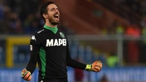 Andrea Consigli Sassuolo Chievo Serie A
