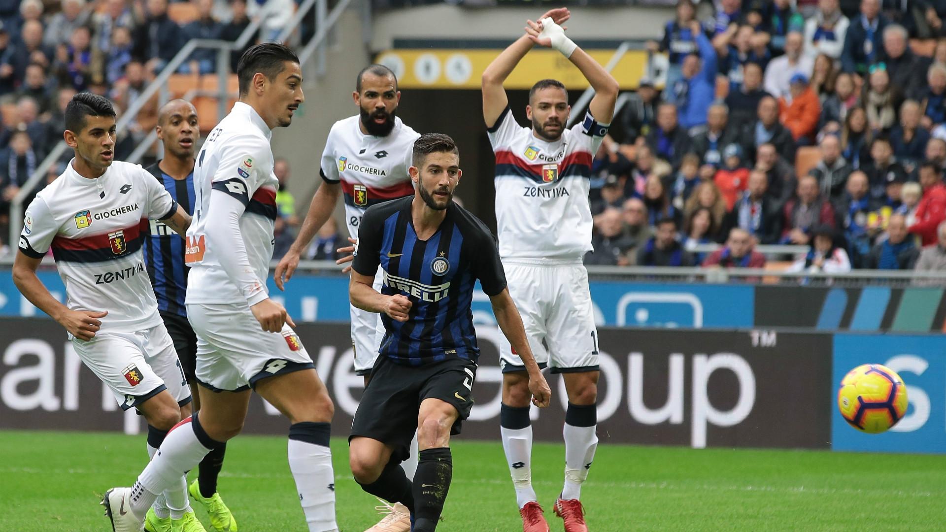 Gagliardini Inter Genoa