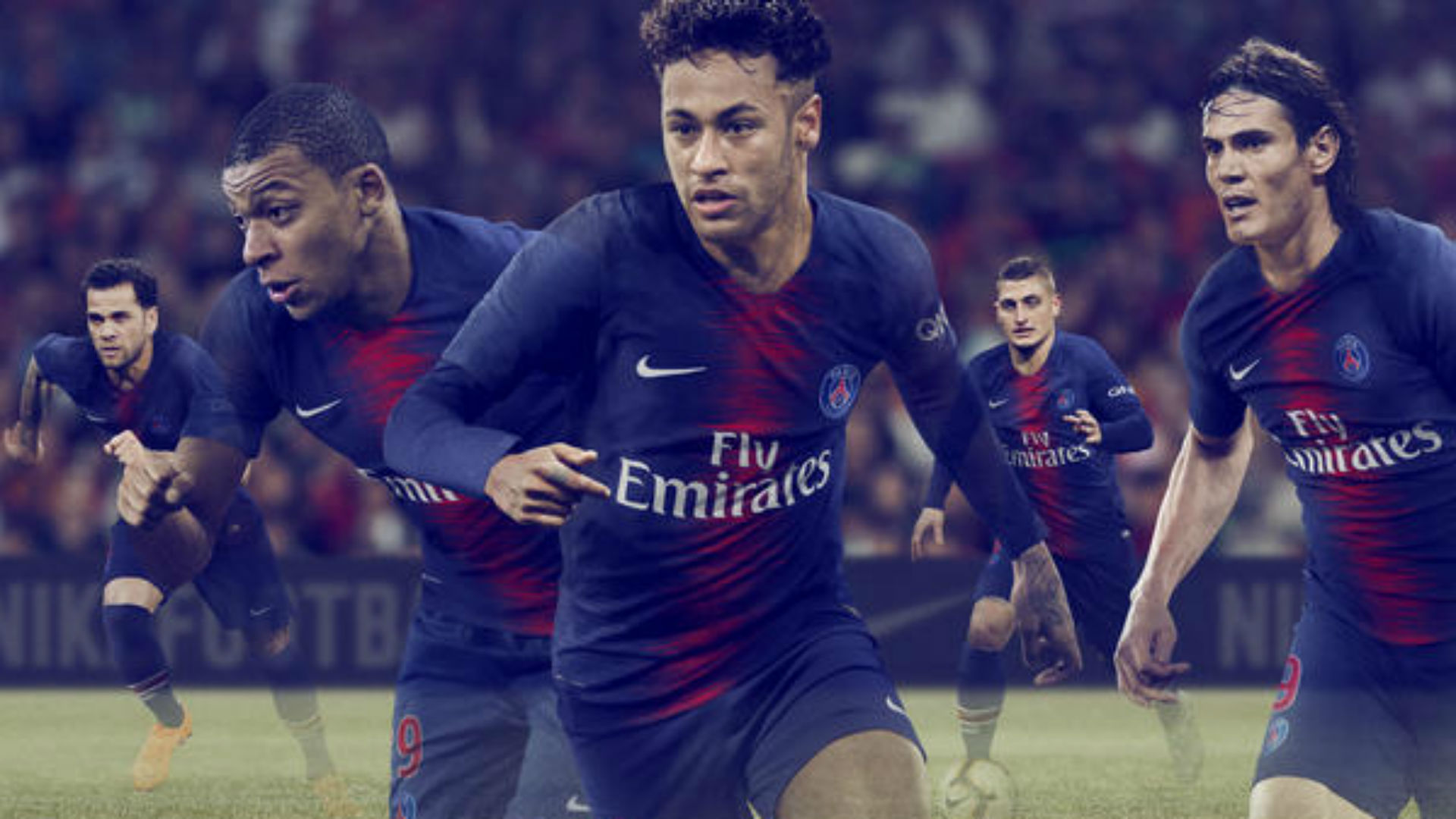 PSG home kit 18-19