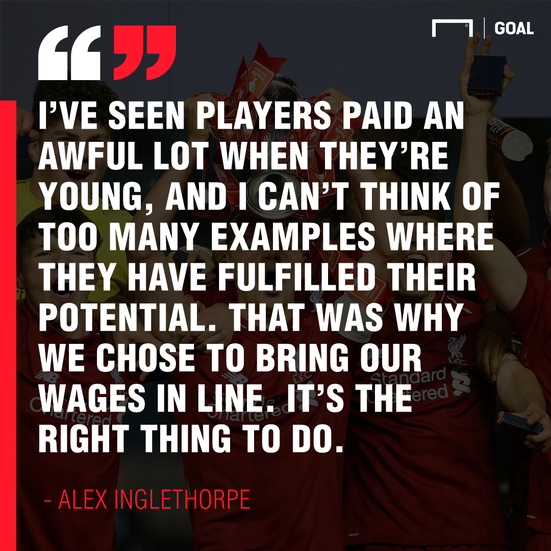 Alex Inglethorpe quote Liverpool 2019
