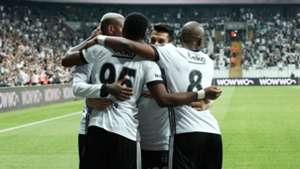 Besiktas goal celebration vs Sivasspor 05192018