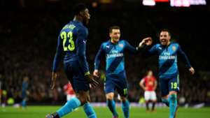 Danny Welbeck Arsenal Manchester United