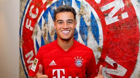 VIDÉO - La présentation de Philippe Coutinho au Bayern