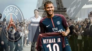 GFX Neymar Ibrahimovic 04082017