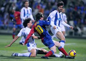 Recreativo de Huelva VS Barcelona