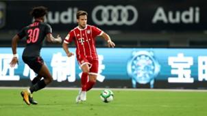 Juan Bernat ICC Bayern München Munich