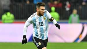 Lionel Messi Argentina Rusia 11112017