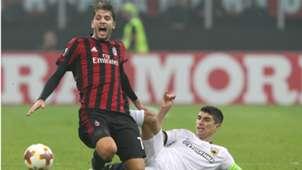 Manuel Locatelli Milan AEK Atene