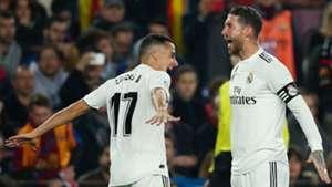 Ramos Vazquez Real Madrid
