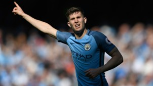 John Stones Manchester City Premier League
