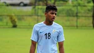 Mohammad Rahim Ali India U17