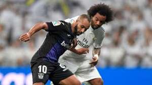 Marcelo Nabil El Zhar Real Madrid Leganes LaLiga 01092018
