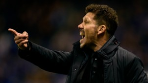 Simeone Atletico Madrid
