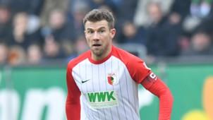 Daniel Baier FC Augsburg 18022018