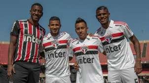 Sao Paulo novo uniforme 12072018