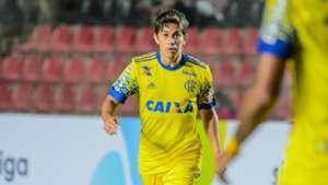 Dario Conca Flamengo Parana Primeira Liga 30082017