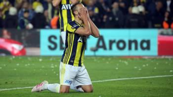 Roberto Soldado Fenerbahce Galatasaray 14042019