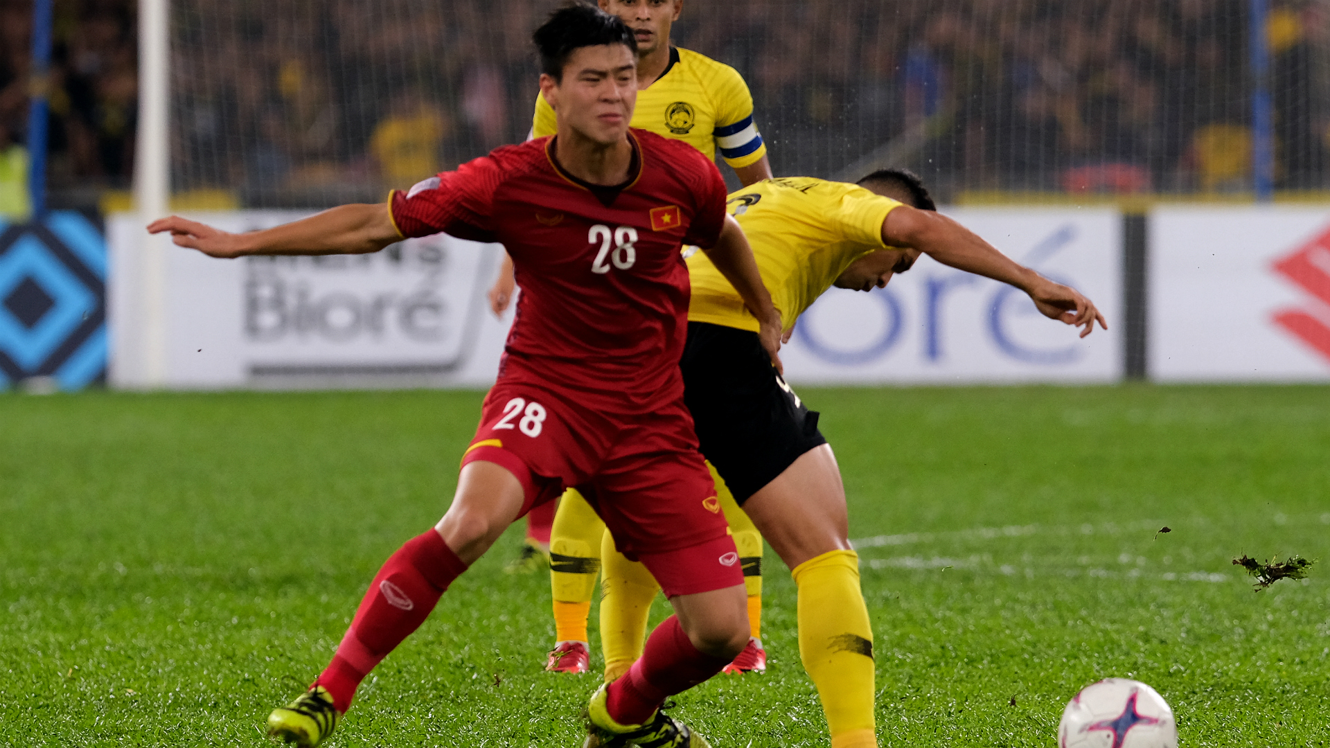 Norshahrul Idlan, Malaysia, 2018 AFF Suzuki Cup