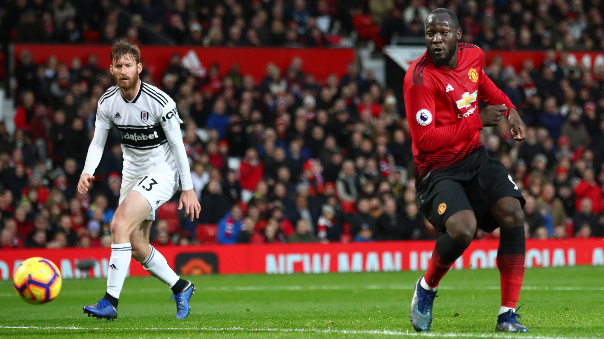 Fulham vs. Manchester United - Football Match Report