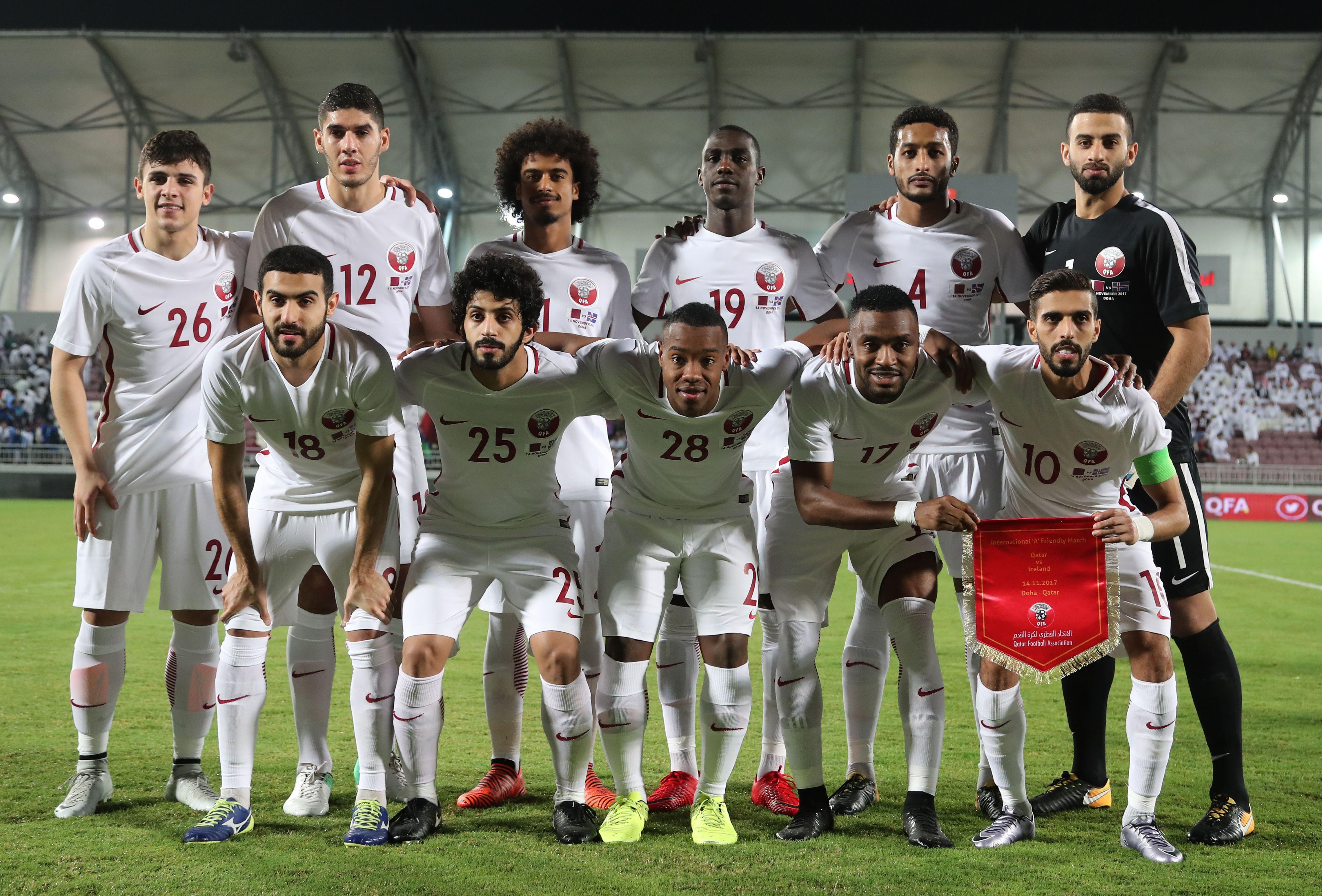 saudi team