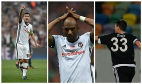 besiktas top-scorer