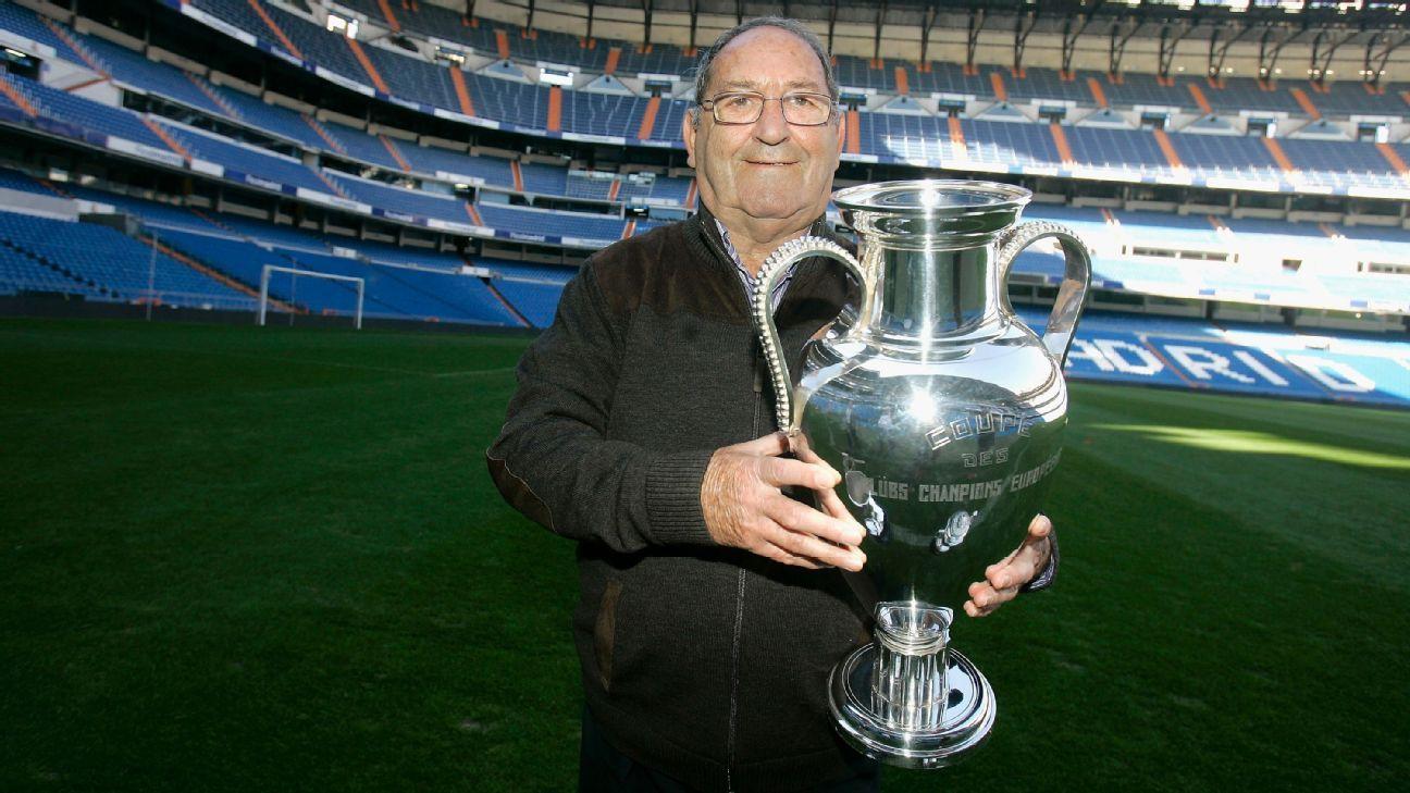 باكو خينتو أسطورة ريال مدريد