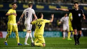 Gil Manzano Villarreal Real Madrid