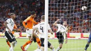 Virgil van Dijk, Netherlands - Germany, Nations League 10132018