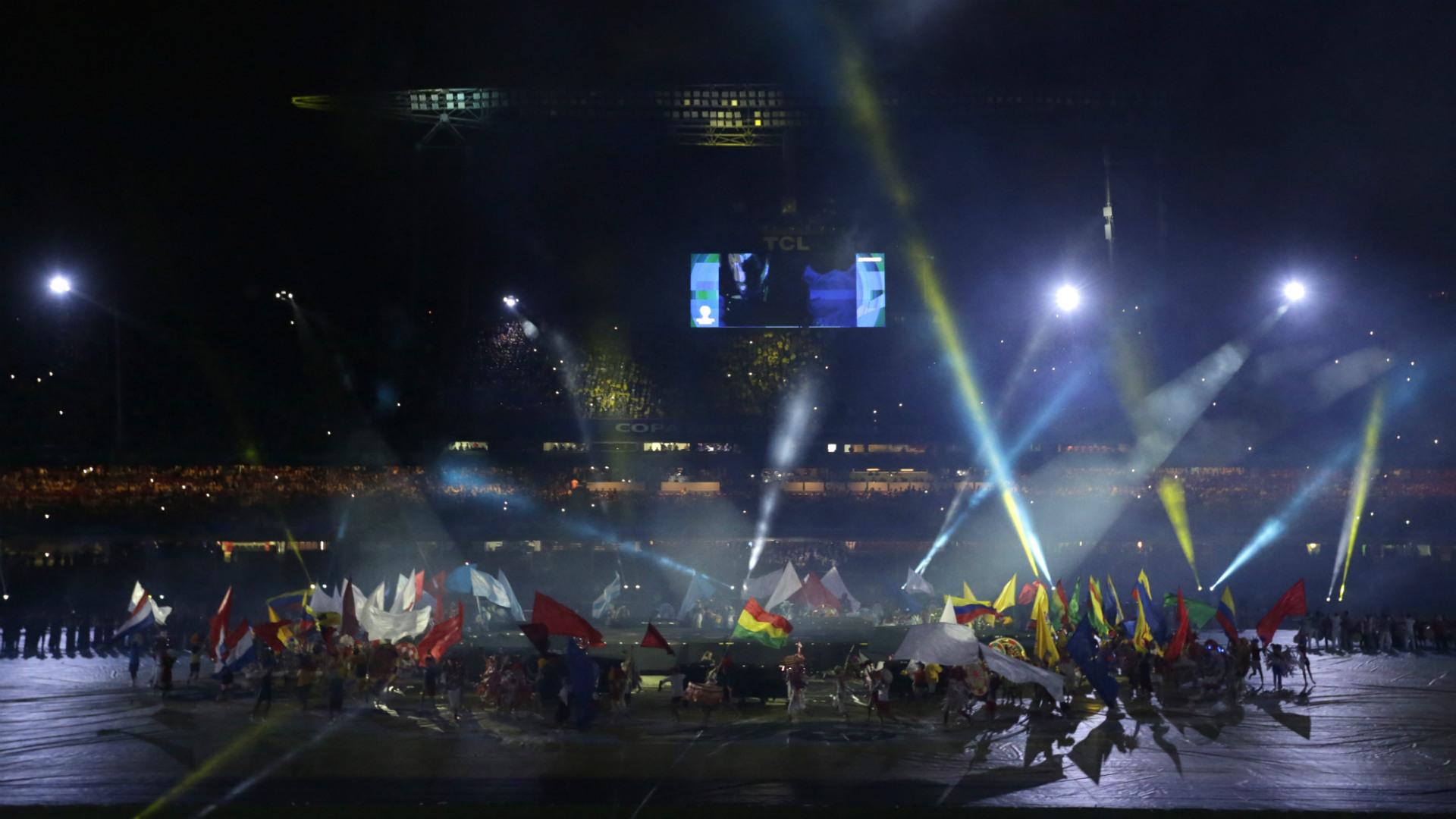 Copa America 2019 opening ceremony