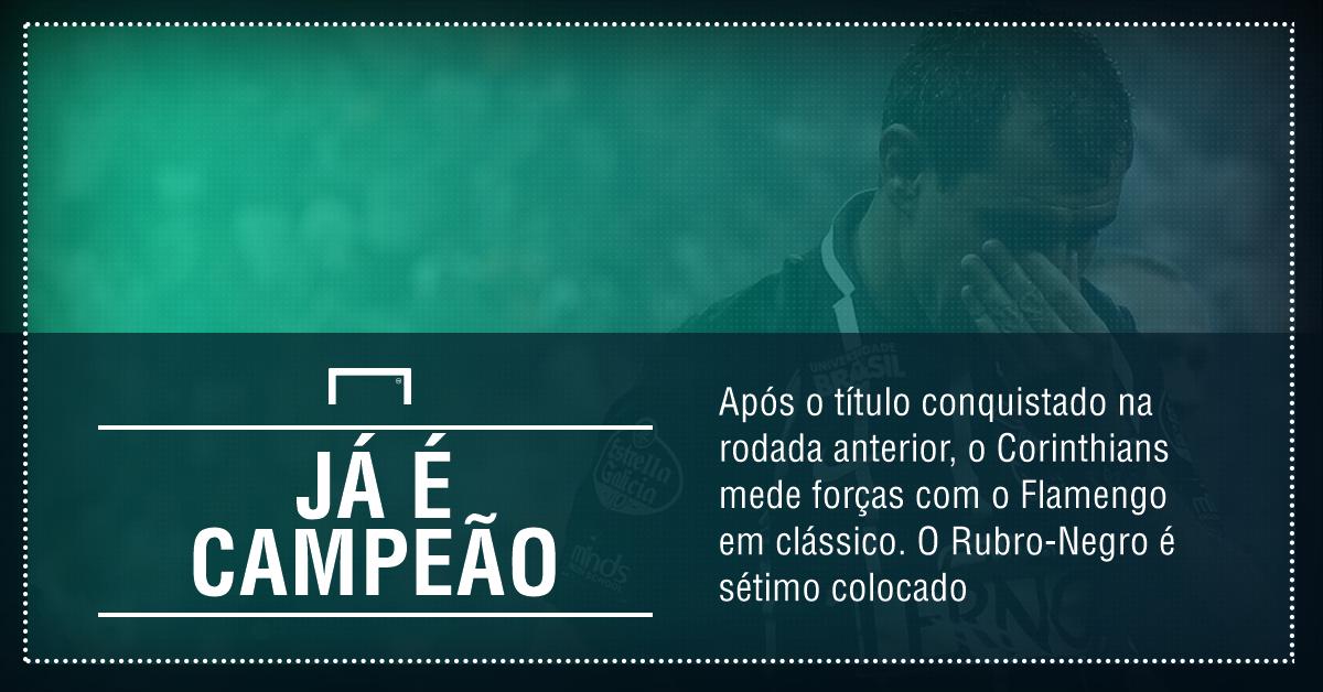 Com título garantido, Carille poupa titulares do Corinthians em campo