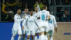 Borussia Dortmund Real Madrid UCL 26092017