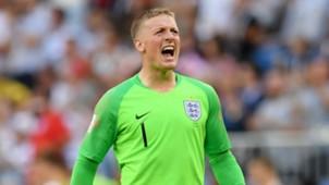 Jordan Pickford England World Cup 2018
