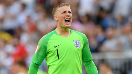 Jordan Pickford England World Cup 2018