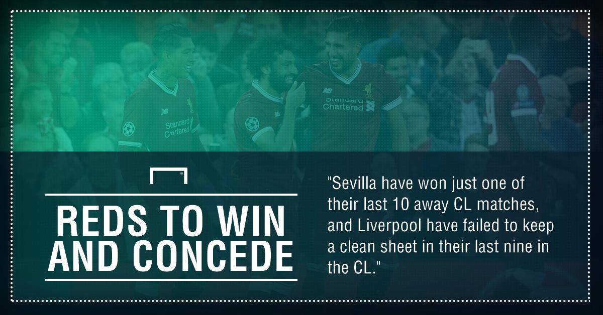 Liverpool Sevilla graphic