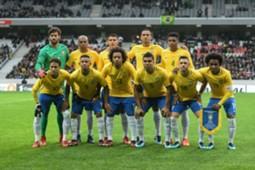 Brasil x Japão 10112017