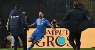 Francesco Caputo Empoli Frosinone Serie B