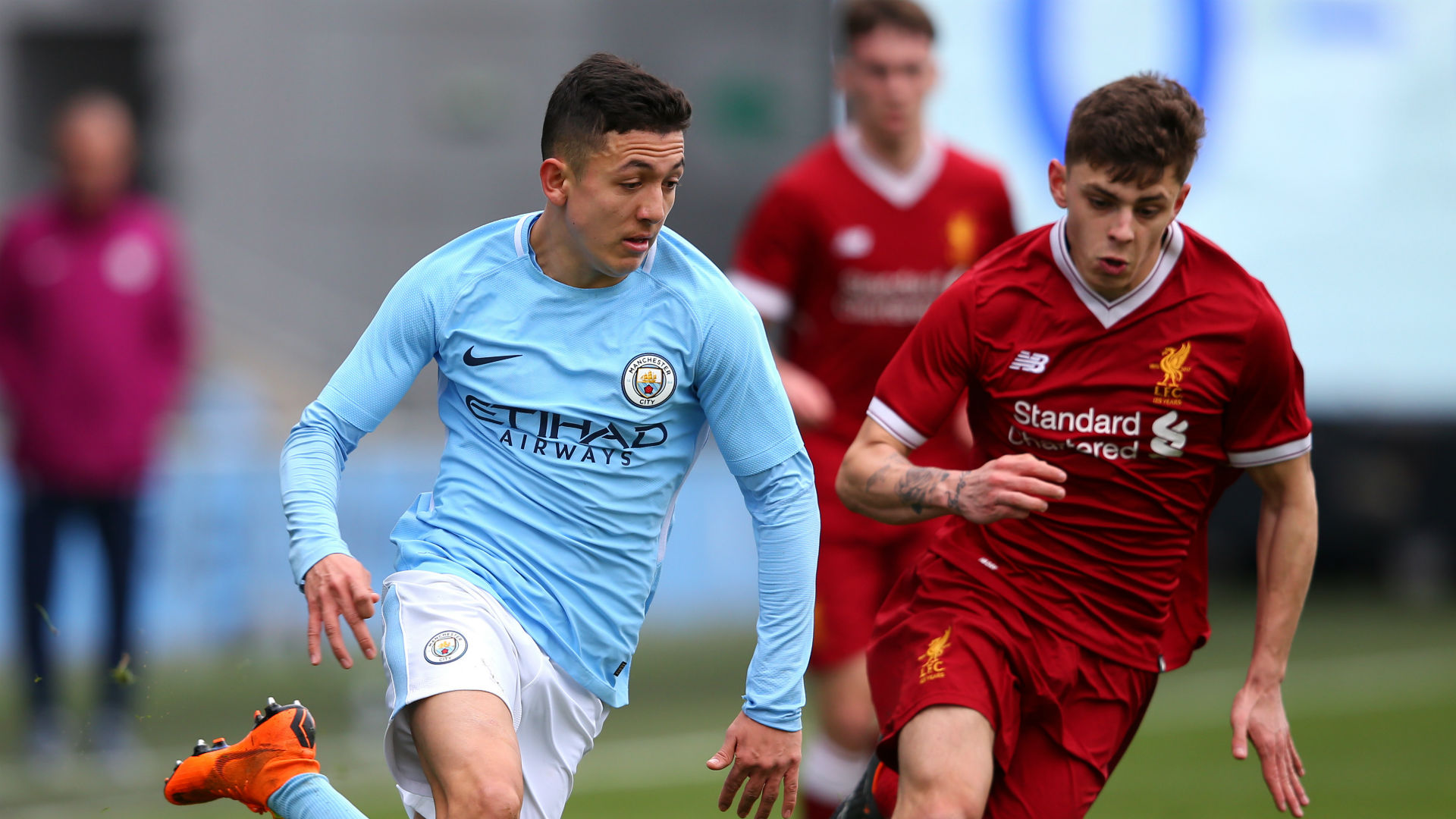 Adam Lewis, Liverpool U-23s