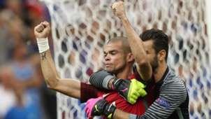 Pepe Euro 2016 team of the tournament