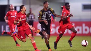 Ahston Morgan Chris Mavinga Abdiel Ayarza Independiente Toronto FC Concacaf Champions League