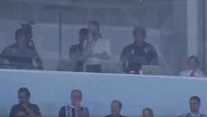 Gallardo River Gremio Copa Libertadores Captura TV