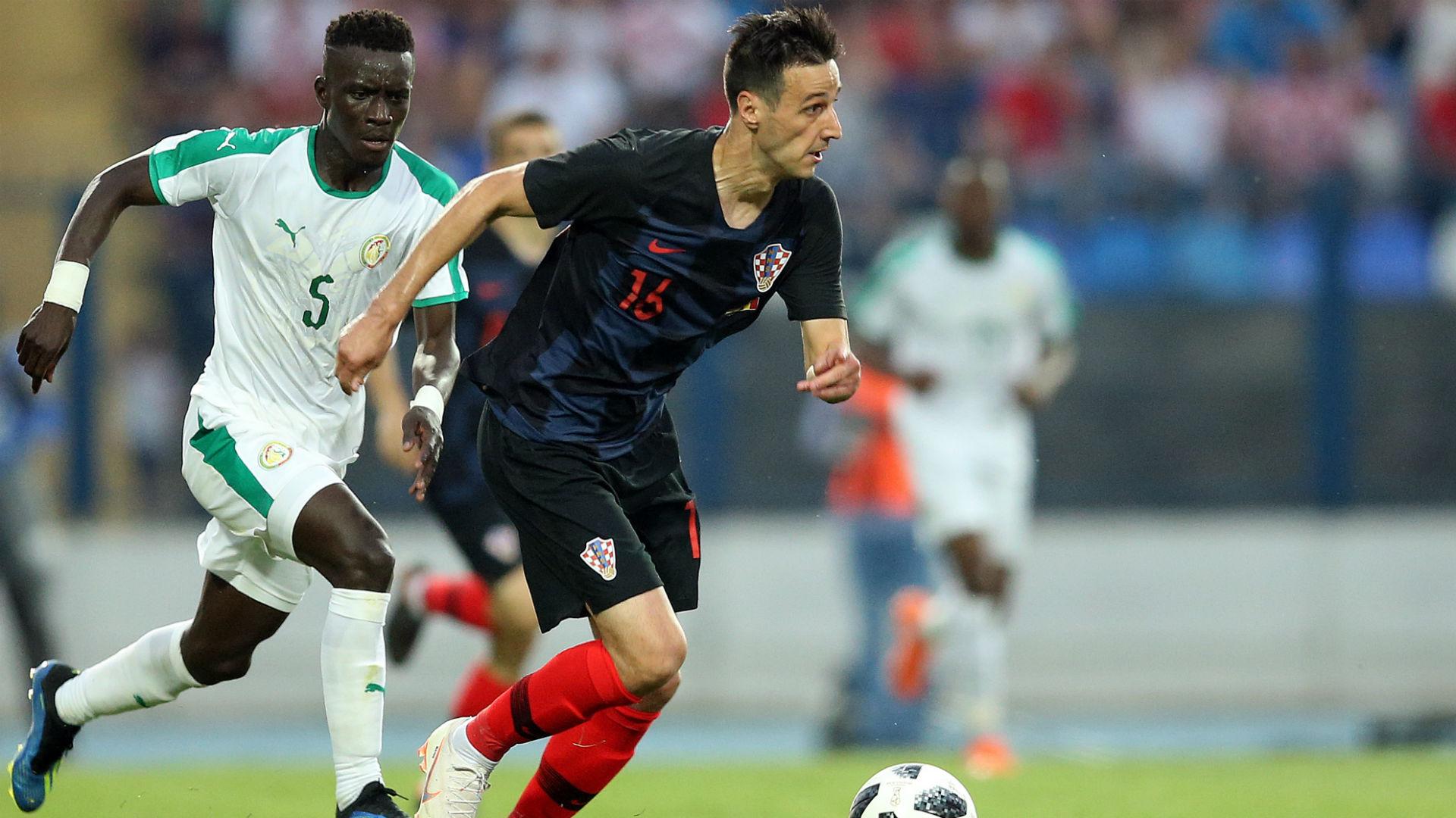 Clamoroso Croazia: Kalinic si rifiuta di entrare e il ct potrebbe escluderlo
