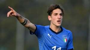 Nicolò Zaniolo Italy