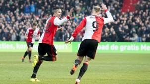 Robin van Persie, Feyenoord, Eredivisie 02182018
