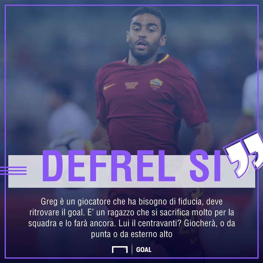 Roma-Bologna: Di Francesco contro, se calcio è di padre in figlio